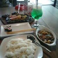 Photo taken at Sushi Den by Joy I. on 7/29/2015