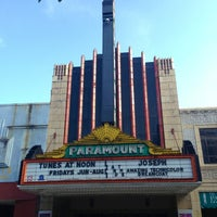 Photo taken at The Paramount Center for the Arts by Xnina on 6/27/2014