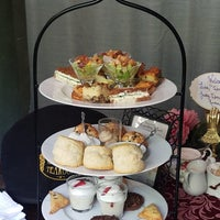 St James Tea Room Nooks