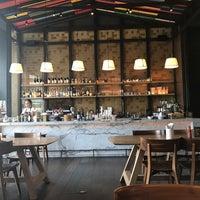 Photo taken at Siwilai Café by Clara S. on 6/10/2017