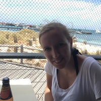 Photo taken at Aristos Waterfront Rottnest Fish Cafe by Jonas B. on 1/17/2016