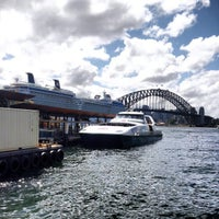 Photo taken at Circular Quay Ferry Terminal by Ozlem G. on 3/5/2013