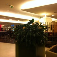 Photo taken at Novotel Hotel Athens by Arilson Sartorelli R. on 2/3/2013