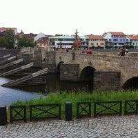 Photo taken at Stone bridge by Lukas R. on 7/3/2013