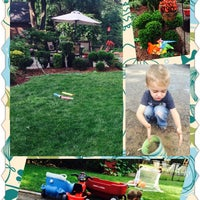 Photo taken at Ridgefield Park, NJ by Lütfiye A. on 8/16/2014
