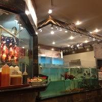 Photo taken at Hong Kong Saigon Seafood Harbor Restaurant by Yuka Y. on 12/24/2012