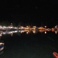 Photo taken at Port of Vasiliki by Nil on 8/20/2017