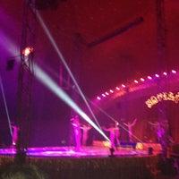 Photo taken at Circo Internacional de Napoli by Paula Nayara R. on 8/16/2014