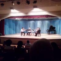 Photo taken at Auditorio San Rafael by German R. on 8/23/2014
