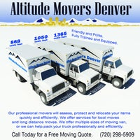 Photo taken at Altitude Movers Denver by Altitude Movers Denver on 7/29/2014