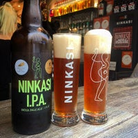 Photo taken at Ninkasi Cordeliers by James B. on 8/8/2015