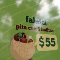 Foto tomada en falafelito por Ido K. el 5/23/2013