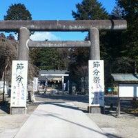 Photo taken at 乃木神社 by けんけん み. on 1/25/2013