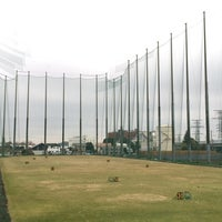Photo taken at フェアウェイ 大城ゴルフ練習場 by けんけん on 11/8/2014