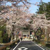 Photo taken at 乃木神社 by けんけん み. on 4/10/2017