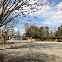 Photo taken at 駅東公園 by けんけん み. on 2/27/2017