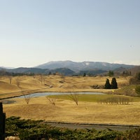 Photo taken at みちのく古都カントリークラブ by けんけん み. on 4/8/2014