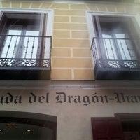 Foto tomada en Hotel Posada del Dragon por Luis P. el 4/1/2013