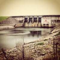 Photo taken at J. Percy Priest Dam by Kevin M. on 4/27/2013