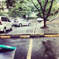 Photo taken at Fakultas Ekonomi dan Bisnis by Arvi R. on 10/9/2012