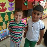 Photo taken at yeniceköy ilkokulu ve ortaokulu by Cafer Y. on 5/30/2016
