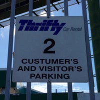 Photo taken at Thrifty Car Rental by Heather T. on 4/27/2013
