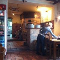 Photo taken at Picerija Paparotti by Adam M. on 11/8/2012