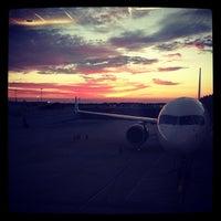 Photo taken at Daytona Beach International Airport (DAB) by 🎀Karen🌈 on 3/5/2013