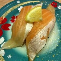 Photo taken at 廻転寿司 にぎりの徳兵衛 イオンモール京都桂川店 by beeeeetleman on 11/26/2016