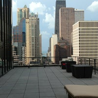 Photo taken at The Gwen, a Luxury Collection Hotel, Michigan Avenue Chicago by Travis C. on 8/30/2013
