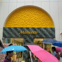 Photo taken at 마몽드 명동 플래그십 스토어 by Joomin P. on 7/12/2013