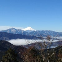 Photo taken at Top of Mt. Takao by Masakazu M. on 2/13/2013
