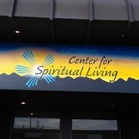 Photo taken at Creative Center For Spiritual Living by Jim M. on 2/17/2013