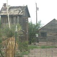 Photo taken at Steins Ghost Town by Caroline L. on 8/7/2014