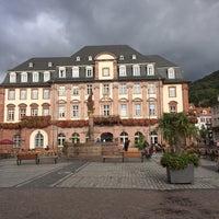 9/19/2017にKornelia K.がRathaus Heidelbergで撮った写真