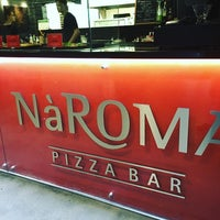 Photo taken at NaRoma Pizza Bar by Sid F. on 3/16/2016