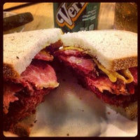 Photo taken at Caplansky's Deli by Sid F. on 4/22/2013