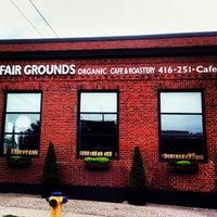 Fair Grounds Cafe & Roastery