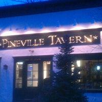 Photo taken at Pineville Tavern by Tinsel & Tine (. on 12/25/2012