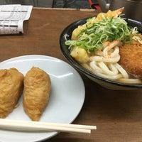 Photo taken at Maki no Udon by Katsukichi h. on 11/14/2016