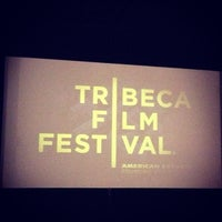 Photo taken at Tribeca Cinemas by Niamh H. on 4/21/2013
