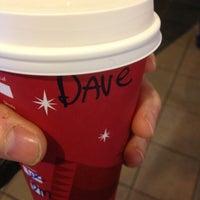 Photo taken at Starbucks by David L. on 12/25/2012