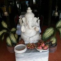 Photo taken at Ganesh Indian Restaurant by Рома ч. on 4/10/2013