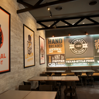 Photo taken at Wingstop by Wingstop Philippines on 7/30/2014