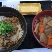 3/7/2016にPPが吉野家 高崎飯塚町店で撮った写真