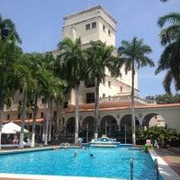 Photo taken at Piscina Hotel El Prado by Cory C. on 10/5/2014