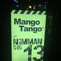 Photo taken at Mango Tango by Pongtorn S. on 1/10/2017