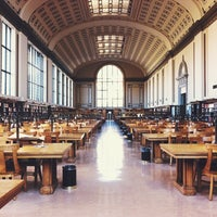 Photo taken at Morrison Library by Omar C. on 1/11/2015