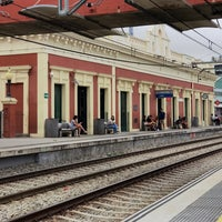 Photo taken at RENFE Cornellà by Omar C. on 7/25/2017