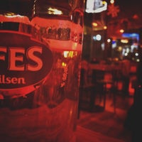 Photo taken at Pub 65/B by Koray A. on 12/31/2014